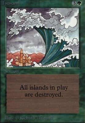 Alpha: Tsunami