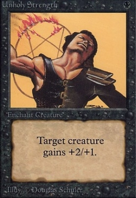 Alpha: Unholy Strength