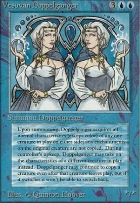 Doppelganger alpha