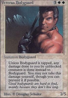 Alpha: Veteran Bodyguard