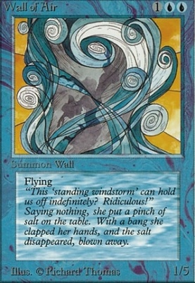 Alpha: Wall of Air