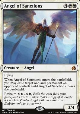 Amonkhet: Angel of Sanctions