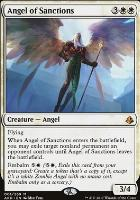 Amonkhet Foil: Angel of Sanctions