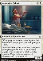 Amonkhet Foil: Anointer Priest