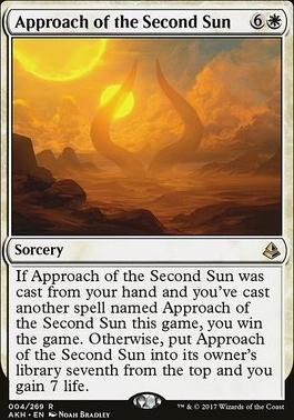 Amonkhet: Approach of the Second Sun
