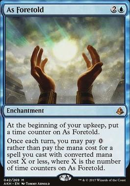 Amonkhet: As Foretold
