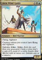 Amonkhet Foil: Aven Wind Guide