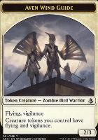 Amonkhet: Aven Wind Guide Token