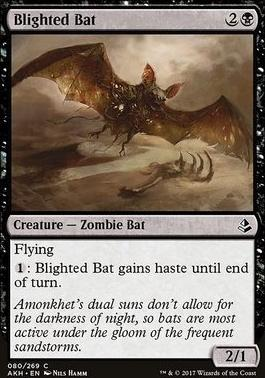 Amonkhet: Blighted Bat