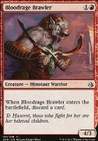 Amonkhet Foil: Bloodrage Brawler