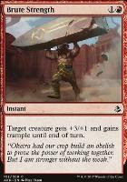Amonkhet: Brute Strength