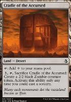 Amonkhet Foil: Cradle of the Accursed