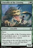 Amonkhet: Crocodile of the Crossing
