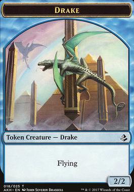 Amonkhet: Drake Token