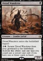 Amonkhet Foil: Dread Wanderer