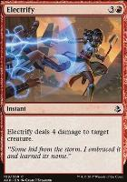 Amonkhet Foil: Electrify