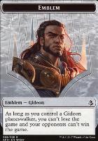 Amonkhet: Emblem (Gideon)
