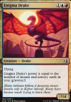 Amonkhet: Enigma Drake