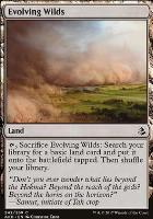 Amonkhet: Evolving Wilds