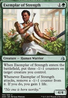 Amonkhet: Exemplar of Strength