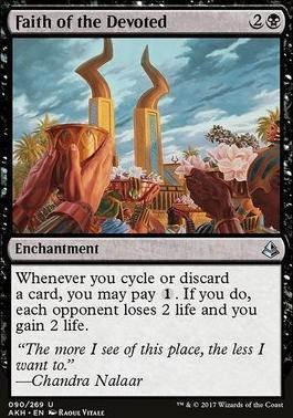 Amonkhet: Faith of the Devoted
