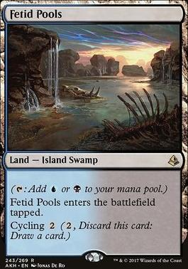 Amonkhet: Fetid Pools