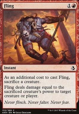 Amonkhet: Fling