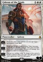 Amonkhet: Gideon of the Trials