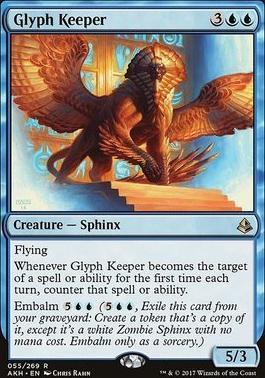 Amonkhet Foil: Glyph Keeper