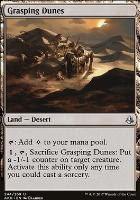 Amonkhet: Grasping Dunes