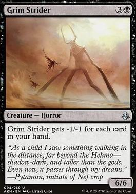 Amonkhet: Grim Strider