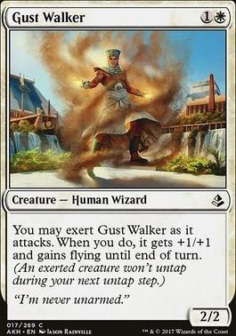 Amonkhet: Gust Walker