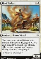 Amonkhet Foil: Gust Walker