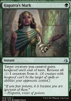 Amonkhet Foil: Hapatra's Mark