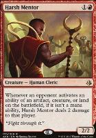 Amonkhet Foil: Harsh Mentor