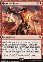 Amonkhet: Hazoret's Favor