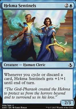 Amonkhet: Hekma Sentinels