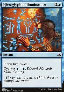 Amonkhet: Hieroglyphic Illumination