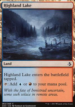 Amonkhet: Highland Lake (Deckbuilder Toolkit)