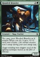Amonkhet Foil: Hooded Brawler