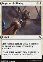 Amonkhet Foil: Impeccable Timing