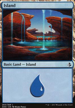 Amonkhet: Island (260 C)
