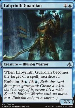 Amonkhet: Labyrinth Guardian