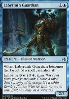Amonkhet Foil: Labyrinth Guardian