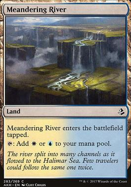 Amonkhet: Meandering River (Deckbuilder Toolkit)