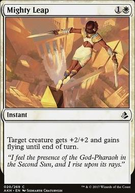 Amonkhet: Mighty Leap