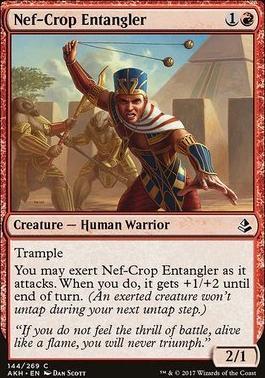 Amonkhet Foil: Nef-Crop Entangler