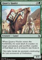 Amonkhet Foil: Quarry Hauler
