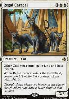 Amonkhet: Regal Caracal