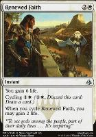 Amonkhet Foil: Renewed Faith